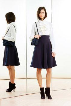 Alexis Mabille | Pre-Fall 2014 Collection | Style.com #Minimalist #Minimalism #Fashion