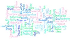 International Relations 'Wordle'