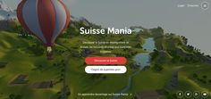 Suisse Mania - Site of the Day October 05 2015