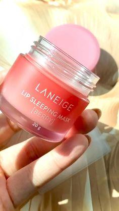 Beauty Care, Beauty Skin, Lip Sleeping Mask, Lip Mask, Laneige, Skin Makeup, Body Care, The Balm, Berries