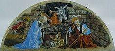 Sandro Botticelli - Renaissance - La Nativité - 1488-90