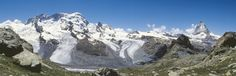 Gornergrat Bahn - Landscape & mountains - Here you find information about the landscape and mountains.