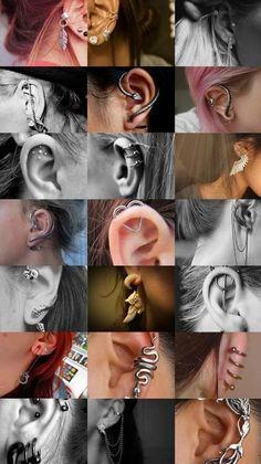 Piercings Piercings Piercings.