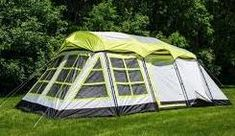 Tahoe Gear Glacier 14 Person Family Cabin Camping Tent w/ Rain Fly ** Check out the image by visiting the link. (This is an affiliate link and I receive a commission for the sales) Best Family Camping Tents, Tent Camping, Camping Gear, Camping Hacks, Outdoor Camping, Outdoor Gear, Camping Supplies, Family Trips, Camping Essentials