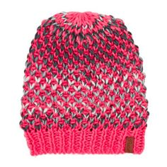 Protest Beanies - Protest Harford Beanie - Fluor Pink
