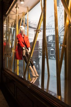 RIBA Regent Street Windows Project 2014 returns with 15 new installations.