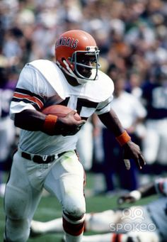 Archie Griffin - Bengals (Buckeye!) Nfl Football Players 3f1aab753