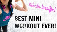 BEST MINI WORKOUT EVER