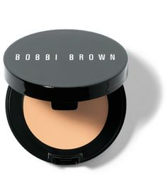 Bobbi Brown Creamy Concealer  Best moisturizing concealer... its hard for my under eyes to not look dry & this helps. It's a yellow based concealer so it helps counter any darkness. I use my finger to warm the product & apply it.  I don't find a brush is needed.  Sometimes I set this with Makeup Forever HD Microfinish powder.