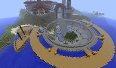 minecraft mesa builds - Google Search