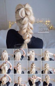 A Pull Through Braid
