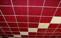 Make use of light weight, easy to carry and install #soundproofing #tiles from acoustic manufacturer Himachal and they are resistant to moisture, heat and termite. http://bit.ly/1lqUva0