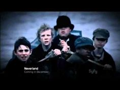 Neverland Syfy Original Movie. COMING IN DECEMBER!!! :D