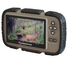 Stealth Cam 4.3in Reader Viewer