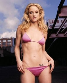 Megan mullally has ever been nude