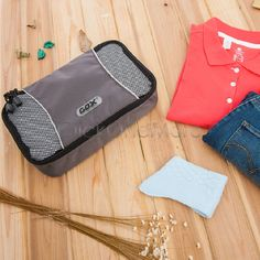 MX - GOX Travel Organizer Bag Camping Clothes Luggage Storage Portable Bag S AU duang duang duang ##