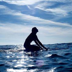 Late last fall in France when we surfed lonely sandbars in sleepy seaside towns... by morganmaassen