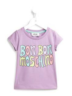 bonbon moschino printed T-shirt