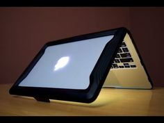 Thule Vectros Bumper Case for Macbook - Unboxing & Review - YouTube