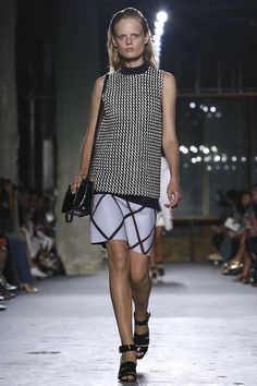 Proenza Schouler Ready To Wear Spring Summer 2015 New York #NYFW #SS15 #RTW
