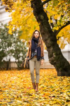 fall outfit street style ootd