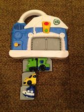 Leap Frog Magnetic Car Wash Set