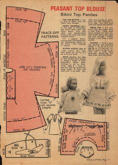 Enid Gilchrist's Dolls Clothes - Jimali McKinnon - Picasa Web Albums