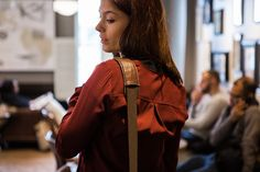 The way you hold your bag is directly putting strain on your shoulder. We offer some tips on how to carry your bag so you can avoid any shoulder pain.