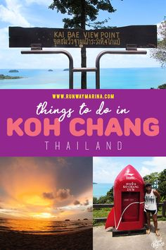 The closest island from Bangkok is a short getaway trip to Koh Chang. Find out things to do in Koh Chang Thailand including the travel guide and tips here!