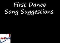 Top 200 Wedding First Dance Songs