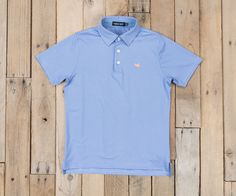 Southern Marsh Collection — Youth Bermuda Johnson Stripe Polo