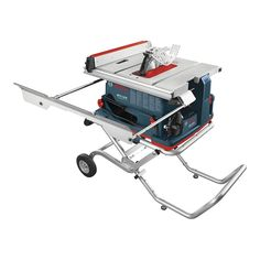 Elegant Bosch BENCHTOP GTSA REAXX Worksite Table Saw w Active Response