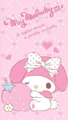 รูปภาพ cartoon, cute, and my melody