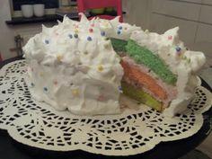 Coolste taart ever (zelf gebakken)