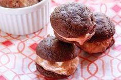 Chocolate-Espresso Ice Cream Sandwiches | Tasty Kitchen: A Happy Recipe Community!