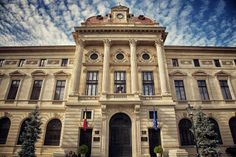 The Palace of the National Bank of Romania (1883-1900), Bucharest, Romania