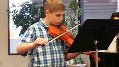 James first recital