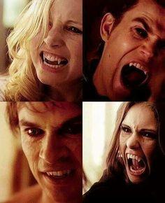 Tvd vampires