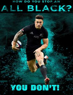 Sonny Bill Williams - Series created by Gordon Tunstall, 2015 using Adobe Photoshop