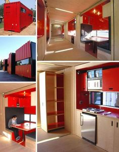 Unique house – container house ideas