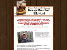 Try The Rocky Mountain Elk Guide Now- http://www.vnulab.be/lab-review/the-rocky-mountain-elk-guide