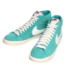 Nike - Blazer Hi Suede VNTG