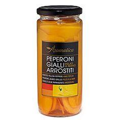 Gegrillte italienischeSpitzpaprika-Delikatesse mit zarten Röstaromen