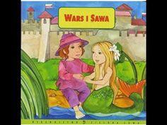 Wars i Sawa - Bajka Muzyczna Montessori, Youtube, Diy, Fictional Characters, Literatura, Bricolage, Do It Yourself, Fantasy Characters, Youtubers