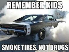 The power and stature of American muscle cars continues to fuel debate among car enthusiasts. See why these awesome muscle car memes throw gas on the fire! Truck Memes, Funny Car Memes, Car Humor, Funny Cars, Truck Quotes, Race Car Quotes, Car Puns, Car Guy Memes, Drag Racing Quotes