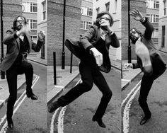 Jarvis Cocker is: Streetfighting Man
