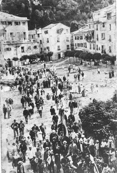 Portofino agli inizi del '900 / Portofino at the beginning of the 20th century