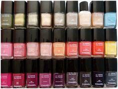 http://infarbe.blogspot.de/2012/09/tag-meine-nagellack-sammlung.html Meine Chanel Nagellacke - meine liebsten Nagellacke in meiner Nagellack-Sammlung