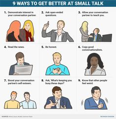 9 ways to get better at small talk, Business Insider - Business Insider Malaysia Self Development, Personal Development, Psychology Facts, Forensic Psychology, Public Speaking, Super Quotes, Communication Skills, Body Language, Get Well