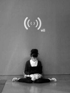 Wifi girl